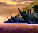 Fire Western Fleet