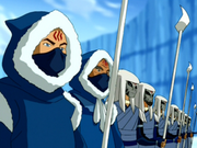 Water Warriors.
