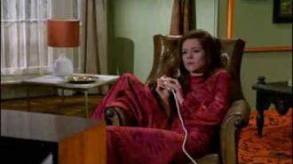 """Never, Never Say Die The Avengers, 5x10 (1967) - """"Mrs Peel, We're Needed!"""" scene"""