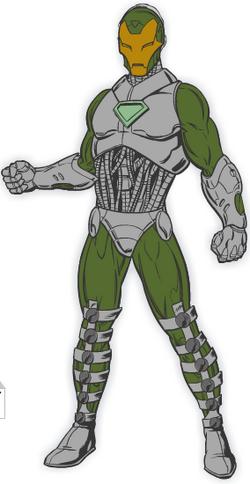 Iron Man 3569