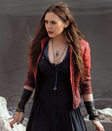 Scarlet Witch Age