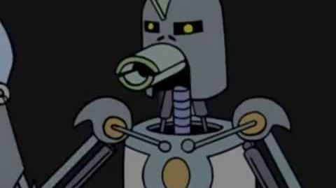 Cybernetic Ghost Of Christmas Past From The Future.Video Aqua Teen Hunger Force S01e18 Cybernetic Ghost Of
