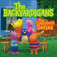 The Backyardigans The Complete Series - iTunes Cover (Canada)