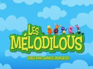 Les Mélodilous - Title Card - S1