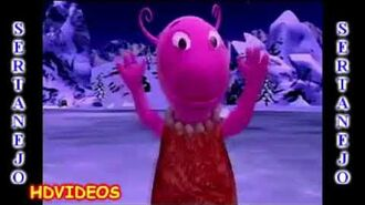 The Backyardigans - Skate Ahead - DVD Ao Vivo em GOOOOOL - HD High Definition