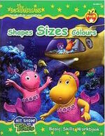 The Backyardigans Shapes, Sizes, Colours