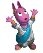 The Backyardigans Austin God of Laughter