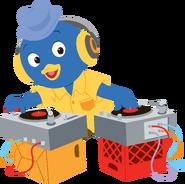 The Backyardigans Let's Play Music! DJ Pablo