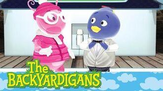 The Backyardigans International Super Spy (Part 1) - Ep.30