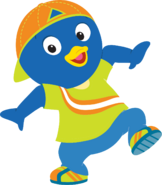 The Backyardigans Move to the Music! Pablo 3