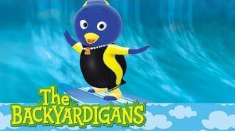 The Backyardigans Surf's Up - Ep.15