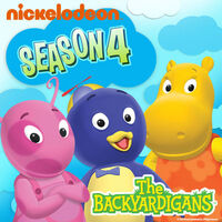 The Backyardigans Season 4 - iTunes Cover (United States)