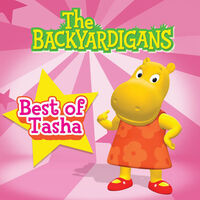 The Backyardigans Best of Tasha - iTunes Cover (Canada)