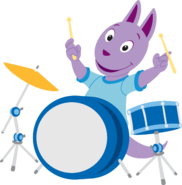 The Backyardigans Let's Play Music! Austin 2