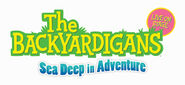 The Backyardigans Sea Deep in Adventure Logo