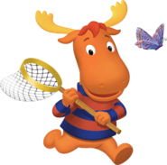 The Backyardigans Butterfly Tyrone