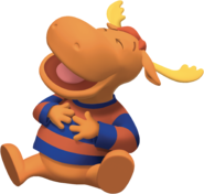 The Backyardigans Tyrone Laughing