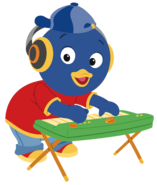 The Backyardigans Let's Play Music! DJ Pablo 3