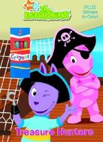 The Backyardigans Treasure Hunters