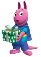 The Backyardigans Austin Gift Nickelodeon Nick Jr. Character Image