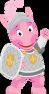 The Backyardigans Knight Uniqua Nickelodeon Character Image