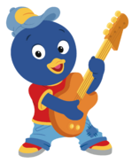 The Backyardigans Let's Play Music! DJ Pablo 2