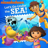 Nickelodeon Let's Go Under the Sea! - iTunes Cover (United States)