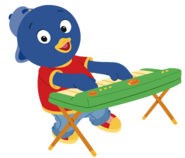 The Backyardigans Let's Play Music! DJ Pablo 4