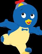 The Backyardigans Pablo Running Nickelodeon Character Image