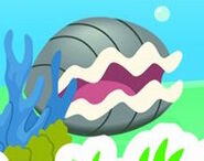 The Backyardigans Giant Clam in First Look and Find