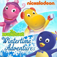 The Backyardigans Wintertime Adventures - iTunes Cover (United States)