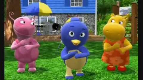 Backyardigans - Today Could Be The Day