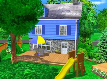 Pablo S House The Backyardigans Wiki Fandom Powered By