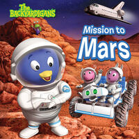 The Backyardigans Mission to Mars - iTunes Cover (Canada)