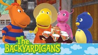 The Backyardigans High Tea - Ep