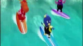 The Backyardigans - Surf's Up, Ho Daddy (DVD GOOOOOL)