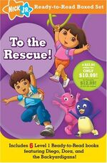 The Backyardigans To the Rescue! Ready-to-Read Boxed Set