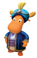 The Backyardigans Sultan Tyrone