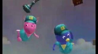 The Backyardigans - The Genie Bottle (DVD Clipe Oficial)