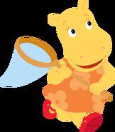 The Backyardigans Tasha with Net Nickelodeon Character Image