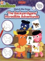 Watch Me Draw the Backyardigans' Incredible Adventures
