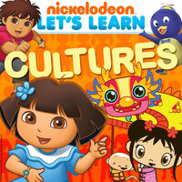 Nickelodeon Let's Learn Cultures - iTunes Cover (United States)
