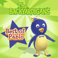 The Backyardigans Best of Pablo - iTunes Cover (Canada)