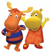 Tasha/Images | The Backyardigans Wiki | FANDOM powered by ...