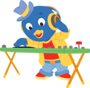 The Backyardigans Let's Play Music! Pablo 1