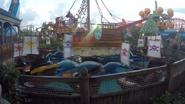 The Backyardigans Pirate Treasure at Pleasure Beach Blackpool