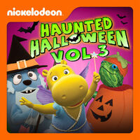 Nickelodeon Haunted Halloween Vol. 3 - iTunes Cover (United States)