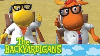 The Backyardigans Breakout for kids