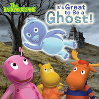 The Backyardigans It's Great to Be a Ghost! - iTunes Cover (Canada)
