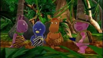 The Heart Of The Jungle The Backyardigans Wiki Fandom Powered By
